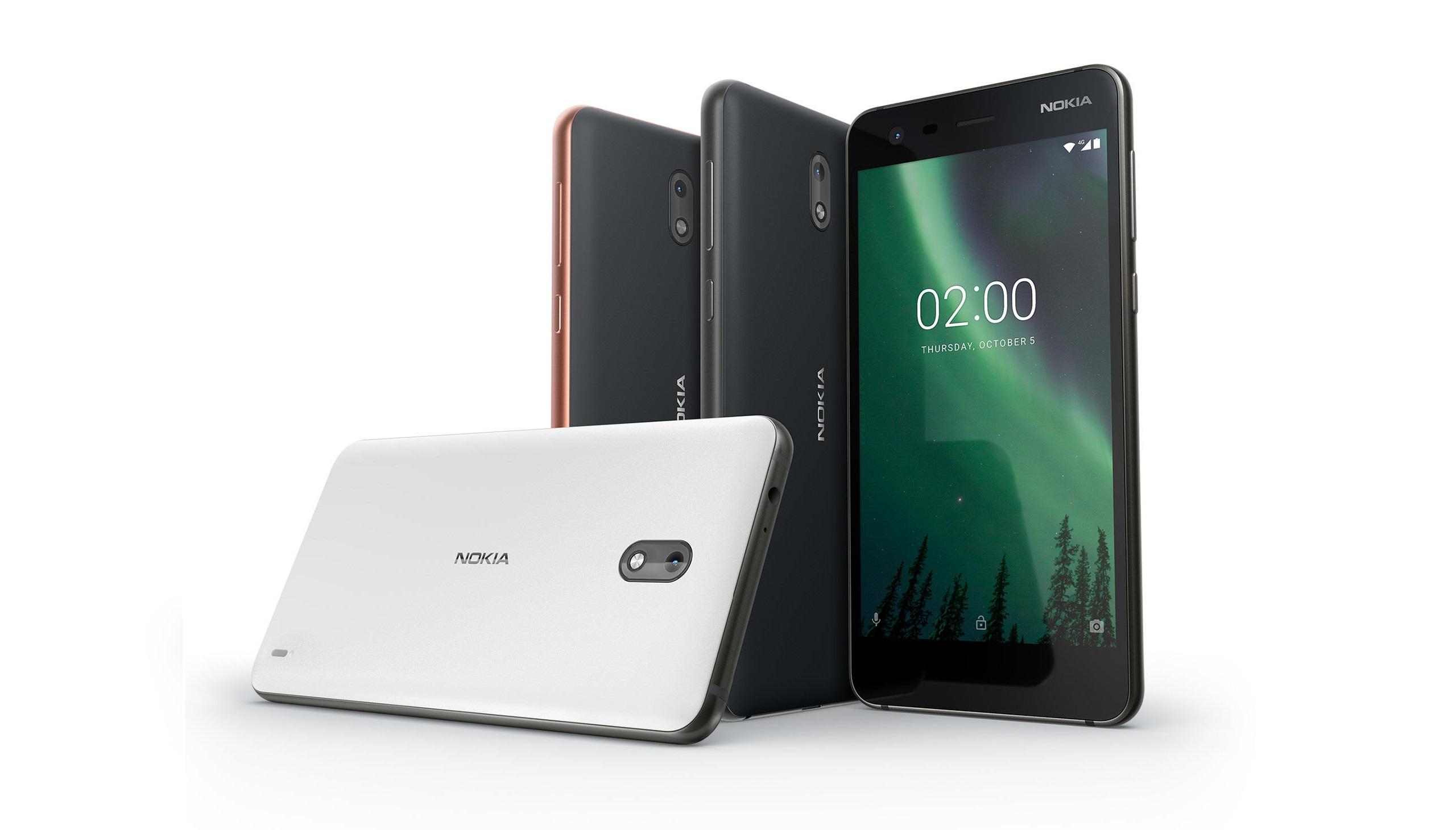 Nokia 2 míří do prodeje, láká na nízkou cenu a dlouhou výdrž