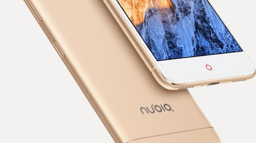 Nubia NX606J najde místo ve střední třídě