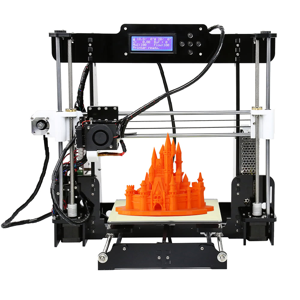 3D tiskárna za 3 000 Kč [sponzorovaný článek]