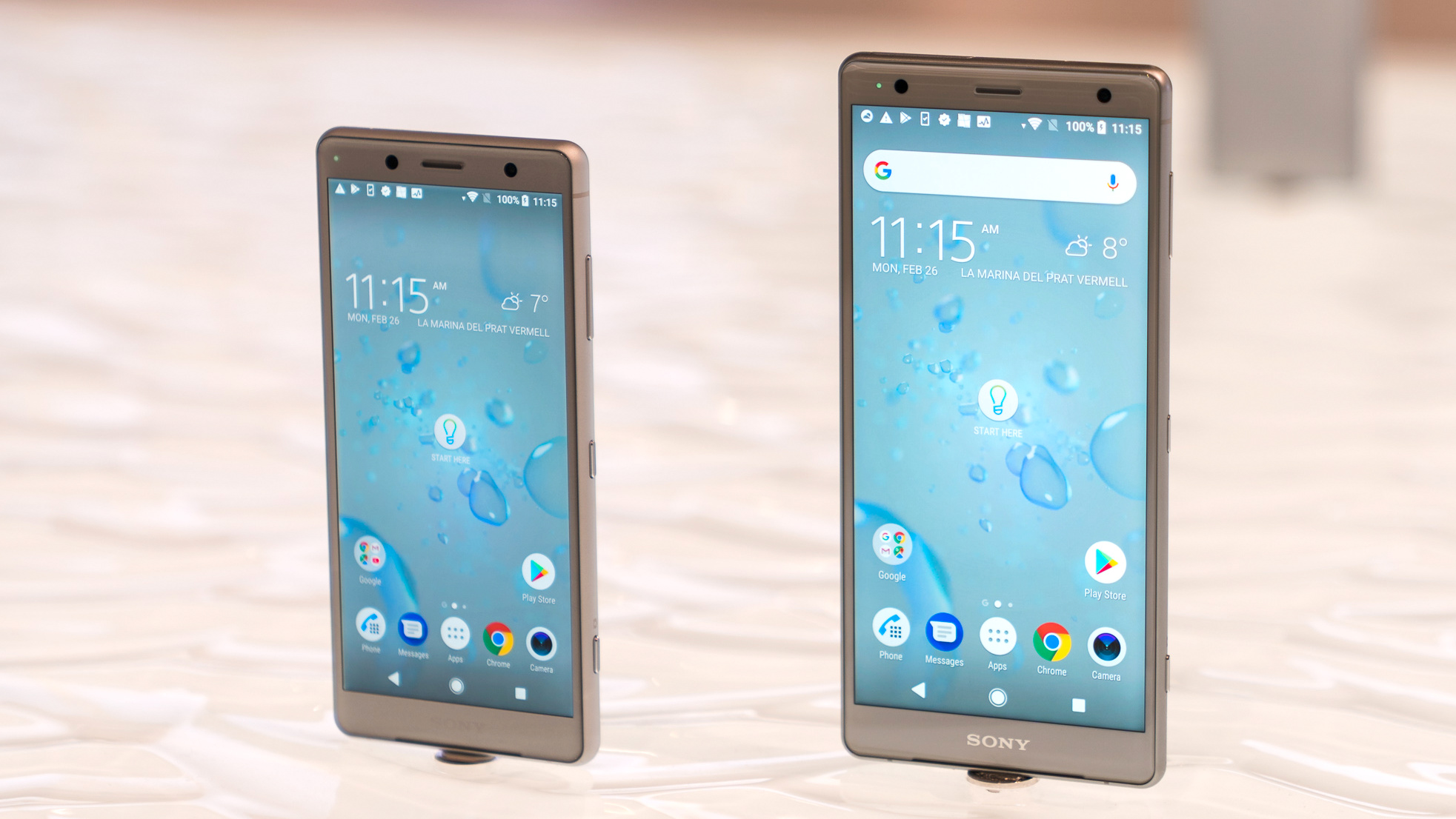 Sony Xperia XZ2 a XZ2 Compact – opatrná evoluce [video]