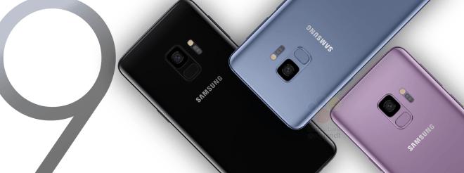 Samsung Galaxy S9 bude stát 841 eur, Galaxy S9+ je podstatně dražší [aktualizováno]