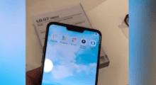LG G7 (Neo) zachycen, zřejmě se jedná o zrušený model
