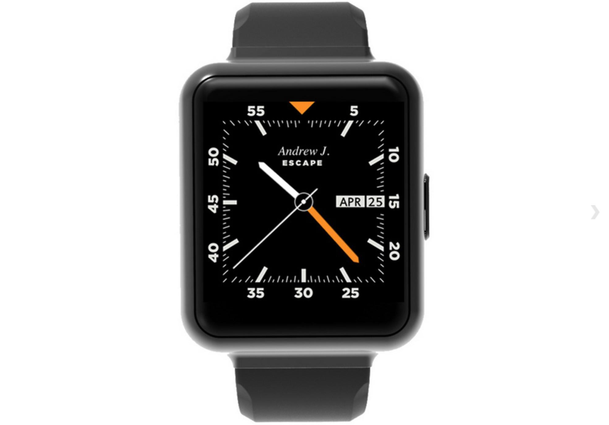 Jarní dávka slev: elegantní chytré hodinky podporující iOS za 1 700 Kč! [sponzorovaný článek]