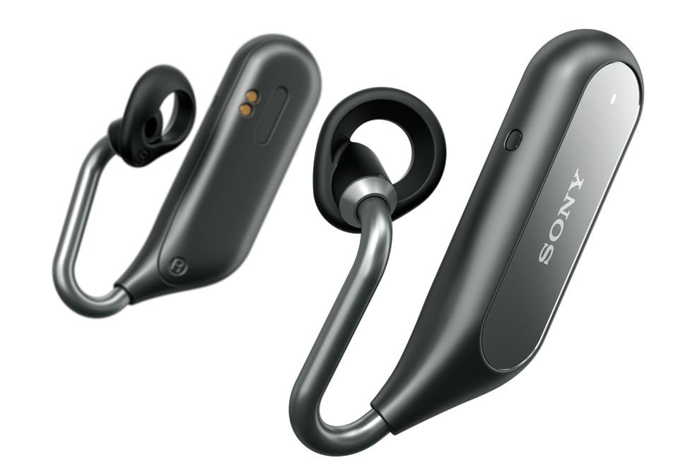 Sony představilo sluchátka Xperia Ear Duo s podporou Siri a Google Assistant