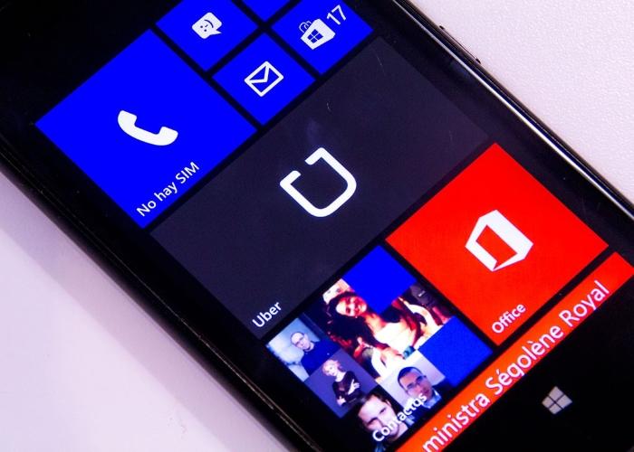 Už ani UBER nepočítá s aplikací pro Windows 10