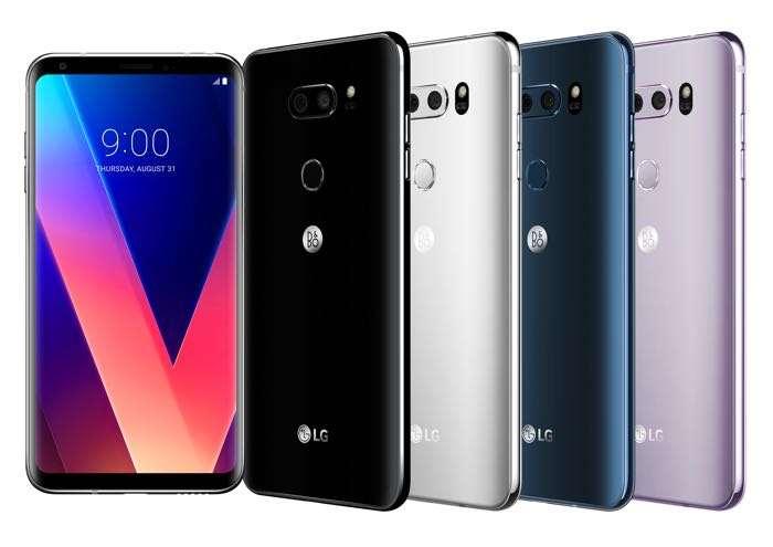 LG ukáže V30s na MWC