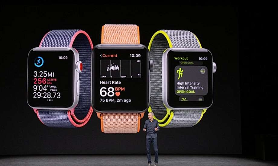 Apple vloni prodal nejvíce chytrých hodinek ze všech výrobců
