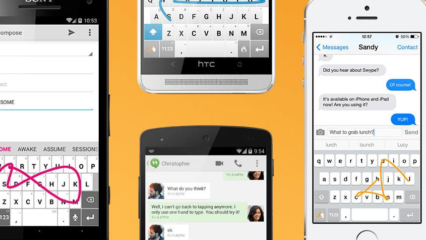 Klávesnice Swype pro Android a iOS končí