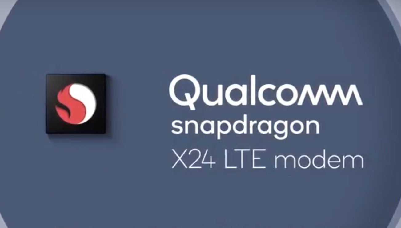 Snapdragon X24 poskytne rychlost až 2 Gbps na LTE