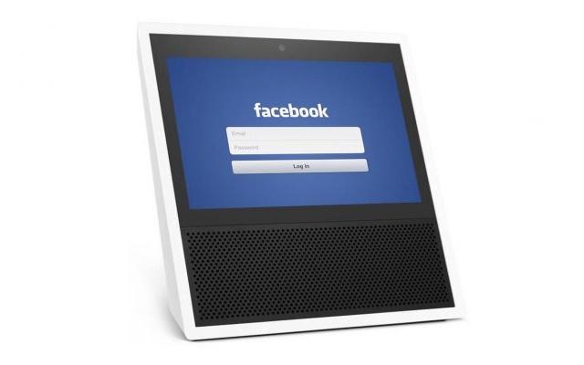 Dva chytré reproduktory od společnosti Facebook již letos v červnu