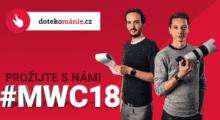 To nej z uplynulého týdne #9 – Mobile World Congress 2018