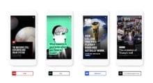 Google AMP Stories – nový způsob prezentování informací