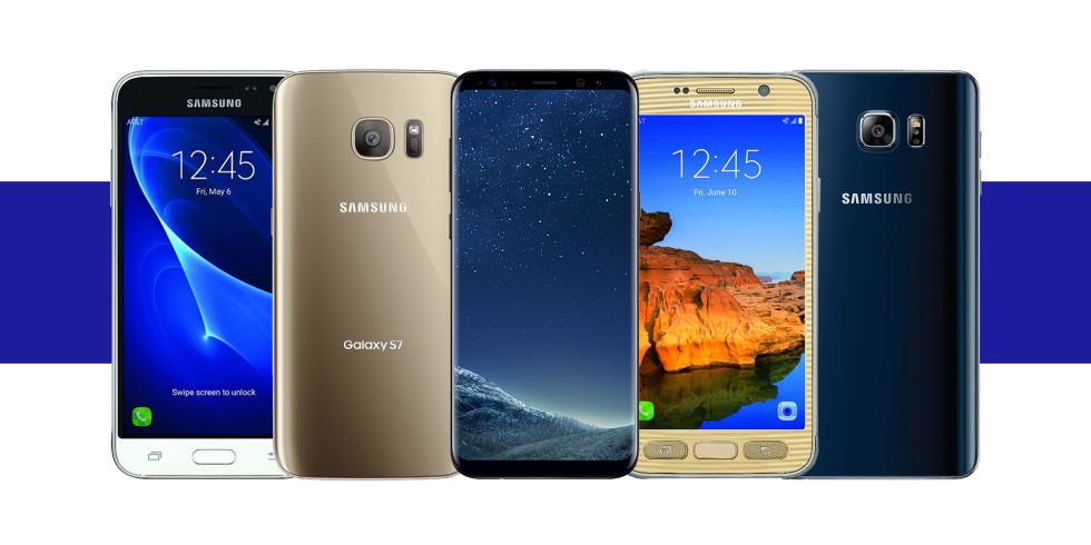 Samsung neuhlídal kódová označení mobilů na tento rok
