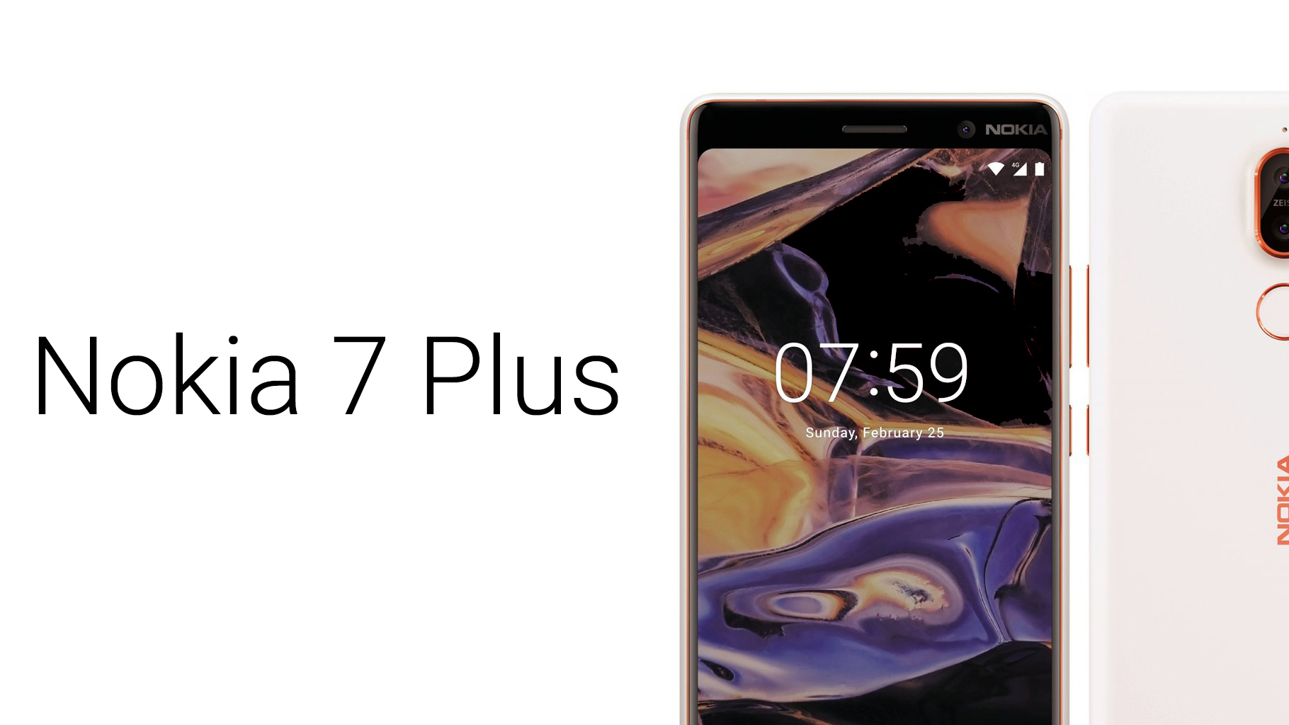 Nokia 7 Plus na první fotografii [aktualizováno]