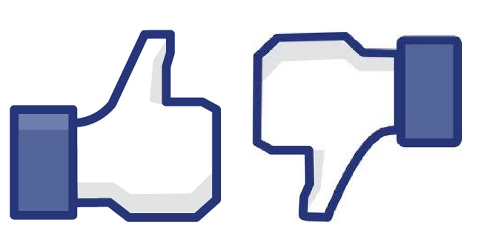 """""""To se mi nelíbí"""" zavítalo na Facebook, do jisté míry"""