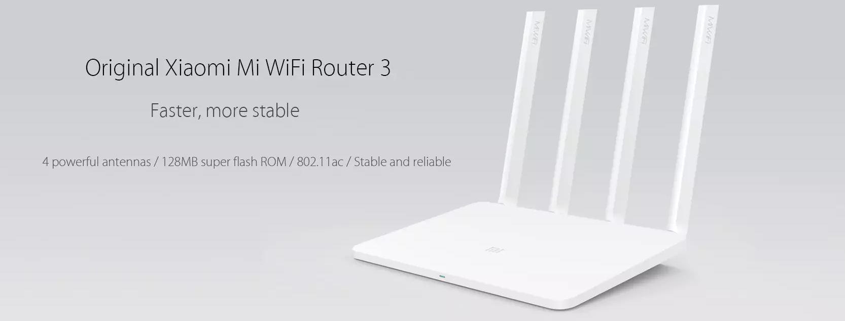 Xiaomi Wi-Fi router z českého skladu za 600 Kč [sponzorovaný článek]