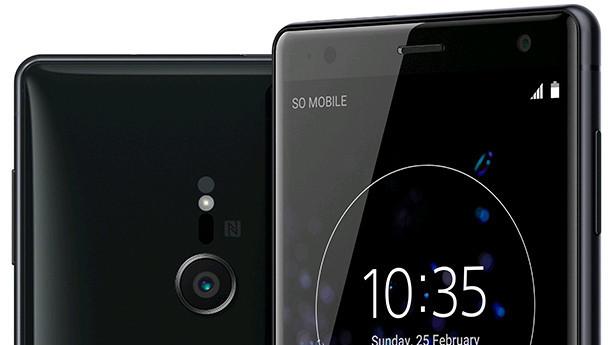 Nový design od Sony – Xperia XZ2 a Xperia XZ2 Compact  [únik, aktualizováno]