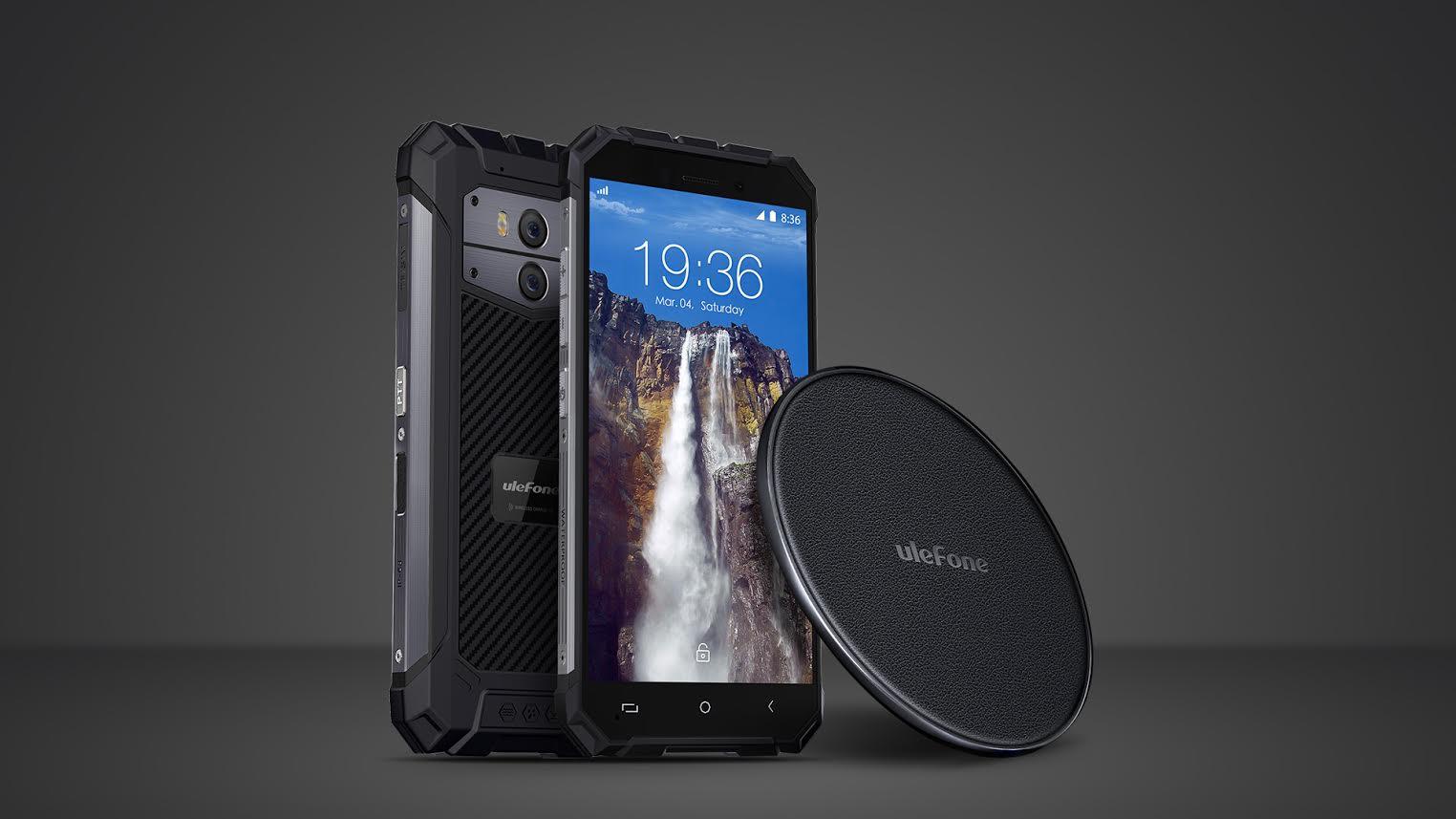 Ulefone Armor X – odolný telefon s bezdrátovým nabíjením [sponzorovaný článek]
