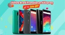 Smartphony od společnosti Ulefone, nyní za exkluzivní ceny [sponzorovaný článek]