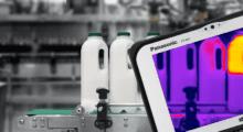 Tablet Panasonic Toughpad FZ-M1 přichází s termokamerou