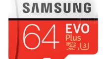 Samsung přichází s 64GB SDXC kartou za 500 Kč [sponzorovaný článek]