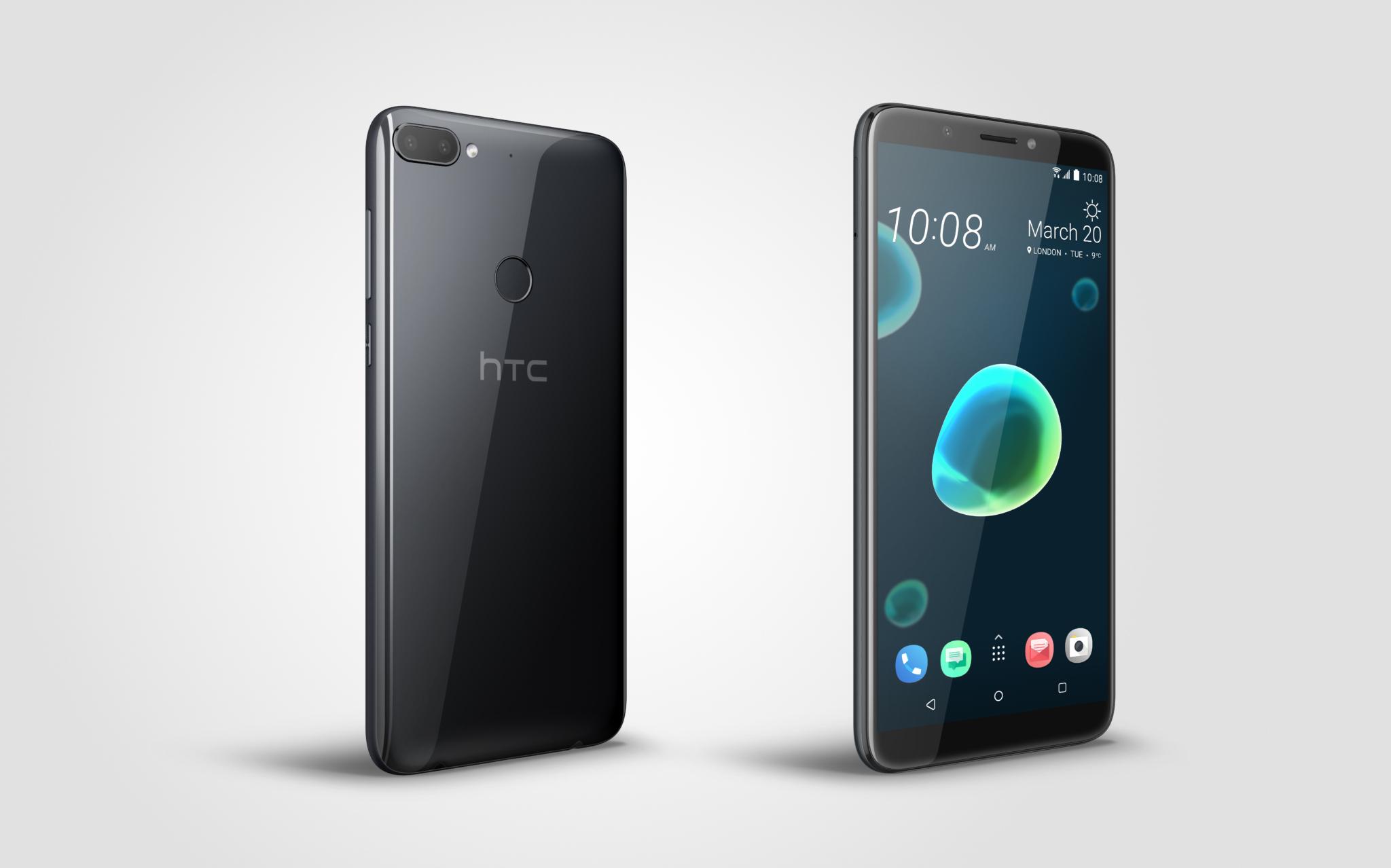 Představeno: HTC Desire 12+ a HTC Desire 12