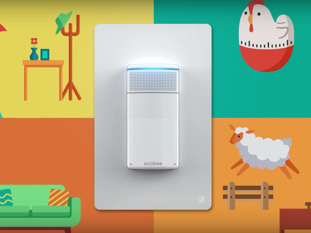 Ecobee Switch+ je chytrý vypínač světel s Alexou