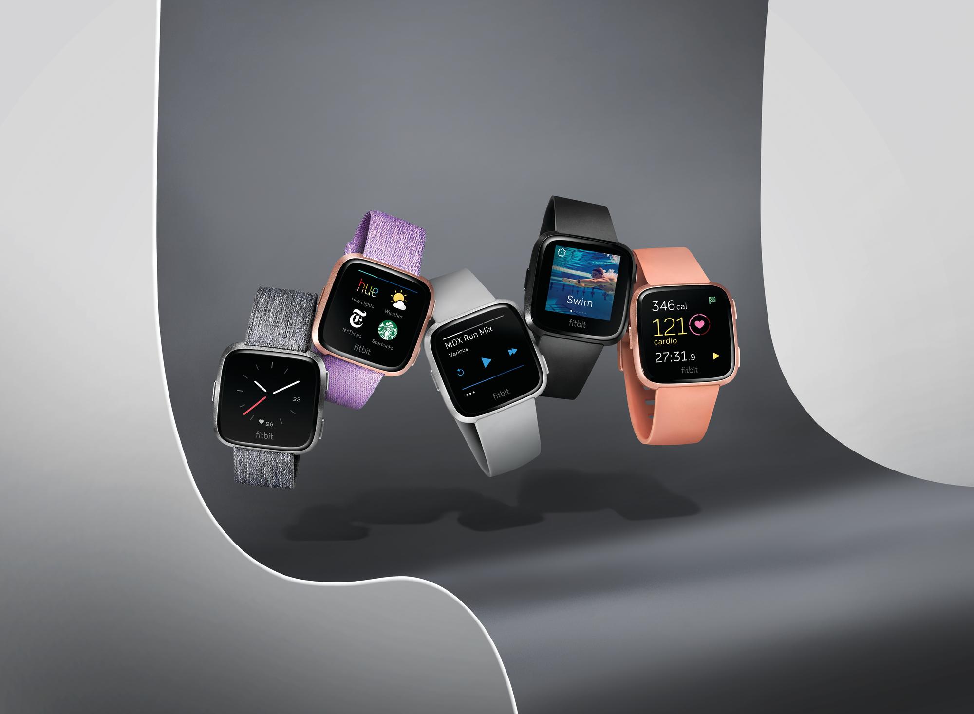 Fitbit Versa – hodinky pro masy [aktualizováno]