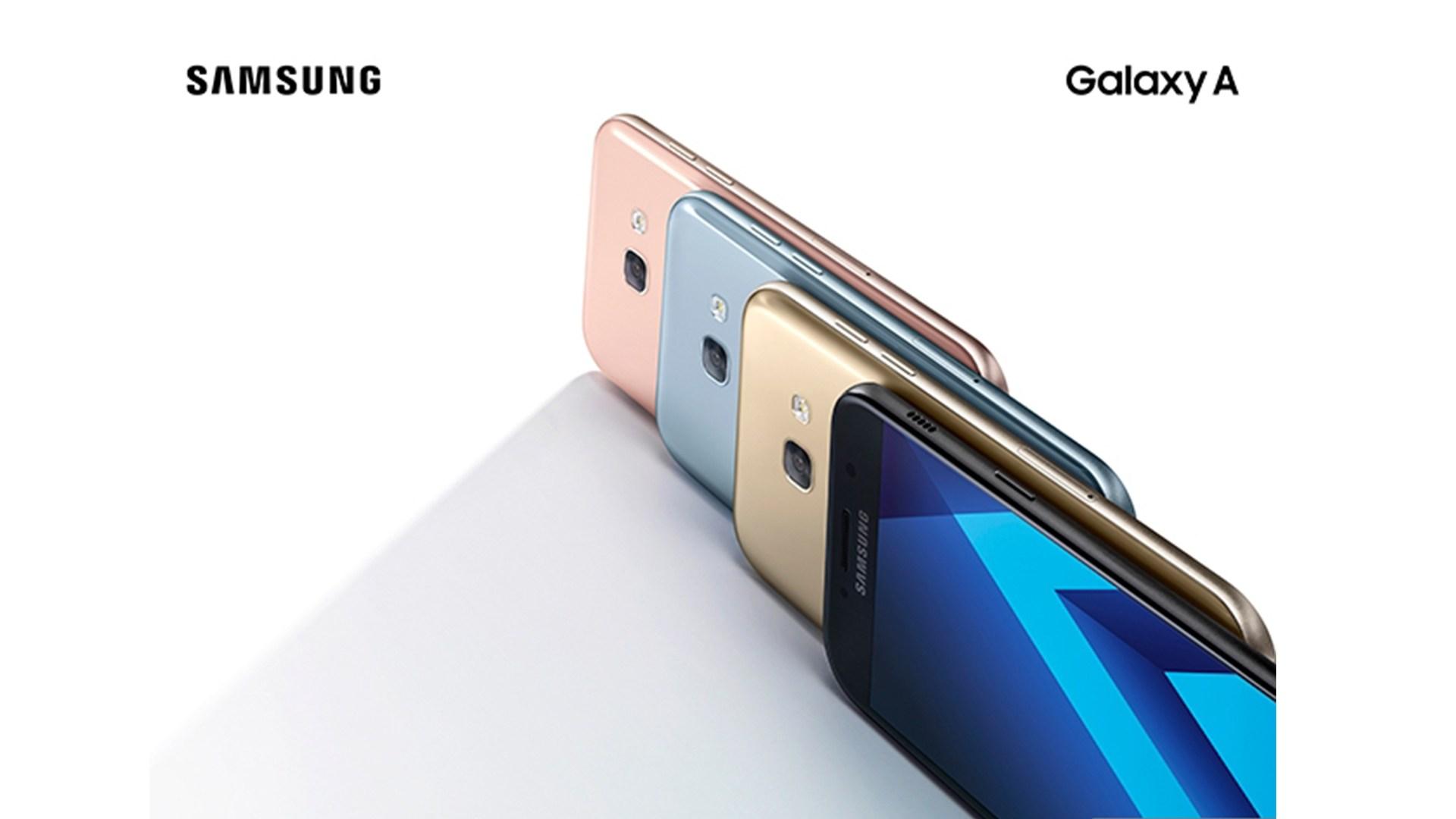 Samsung chystá novinky Galaxy A6 a A6+