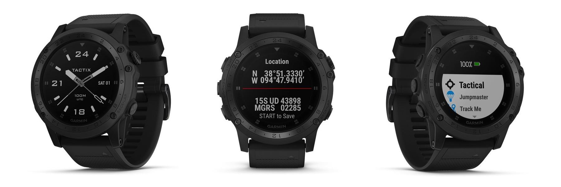Nová verze hodinek Garmin Charlie se speciálními funkcemi