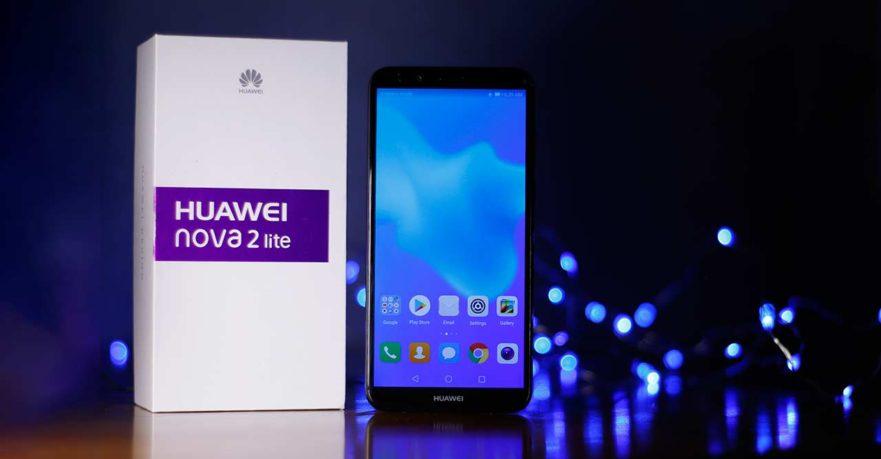 Huawei Nova 2 Lite – trochu jiná verze Honor 7C představena