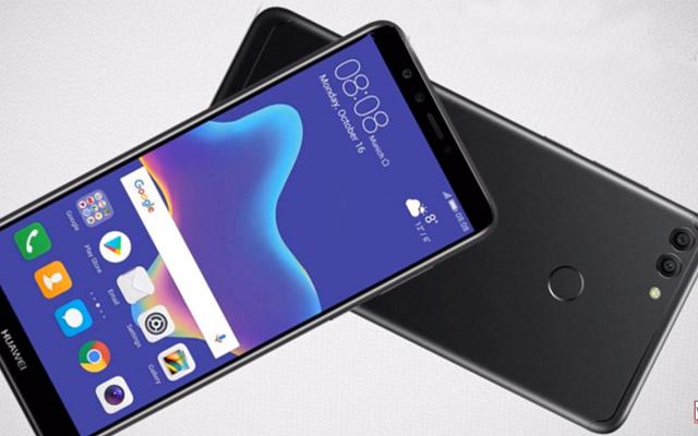 Huawei uvedl novinku Y9 (2018)