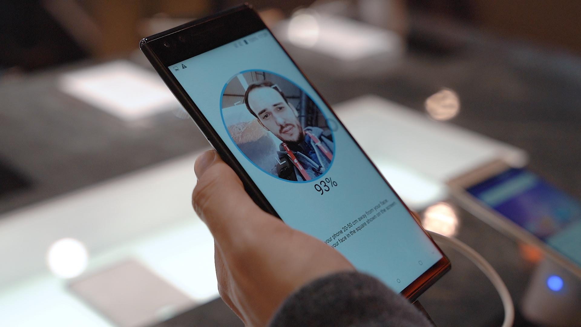 Alcatel 5 – včetně rozpoznání obličeje [video]