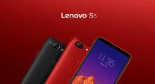 Lenovo S5 – novinka do nižší třídy s protáhlým displejem