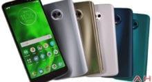 Motorola opět neuhlídala sérii Moto G6
