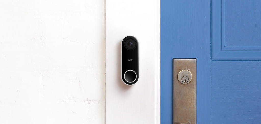 Nest odhalil Hello Doorbell a x Yale Lock