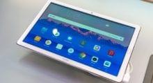 Huawei MediaPad M5 Pro – první dojmy z MWC [video]