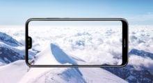 Huawei P20 lite přichází na český trh a nabízí nakousnutý displej