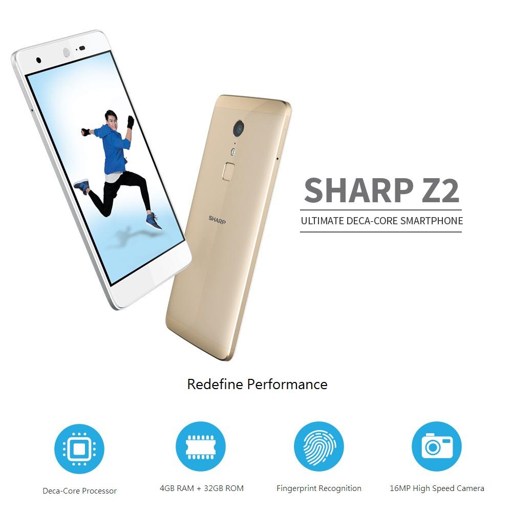 Sharp Z2 je luxusní a přitom levný smartphone [sponzorovaný článek]