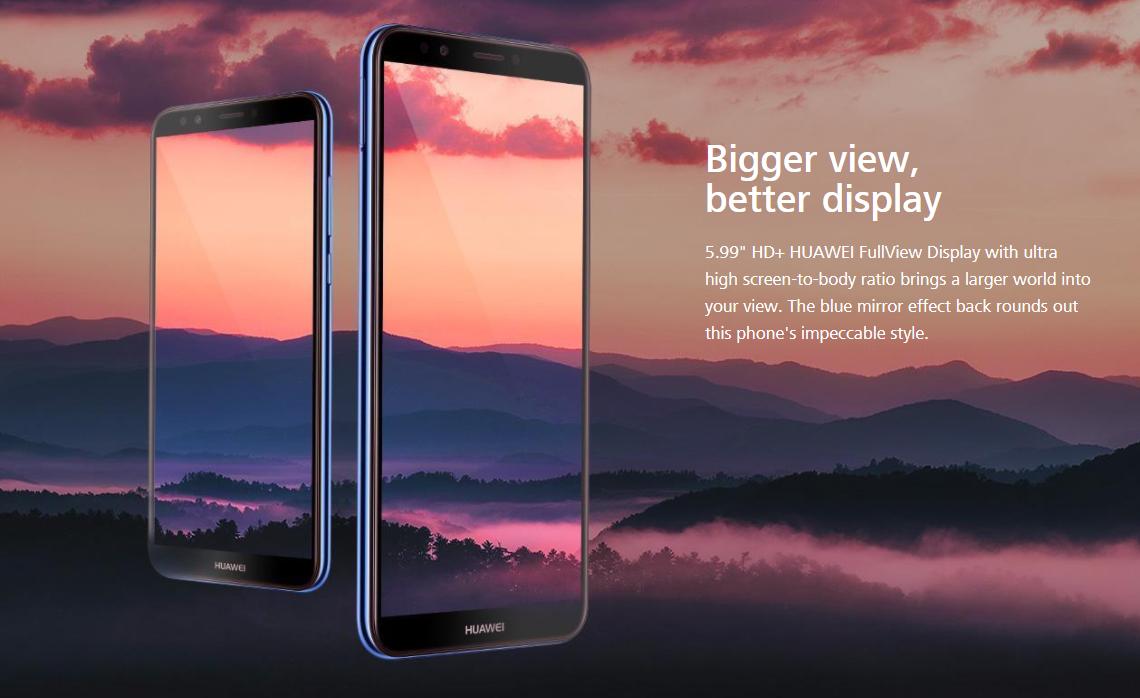 Novinka Huawei Y7 Prime 2018 moc nenadchne