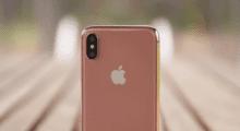 Apple skutečně plánoval iPhone X Gold, setkal se však s nezvyklými potížemi
