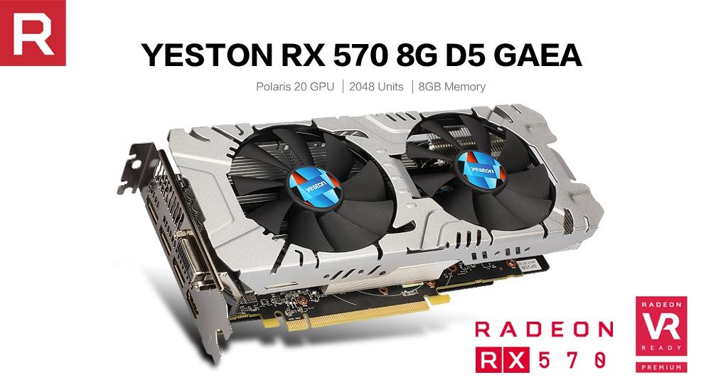 Hledáte herní grafickou kartu? Máme pro vás skvělý tip, AMD RX570 za sníženou cenu! [sponzorovaný článek]