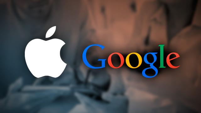 Francie podala žalobu na Google a Apple