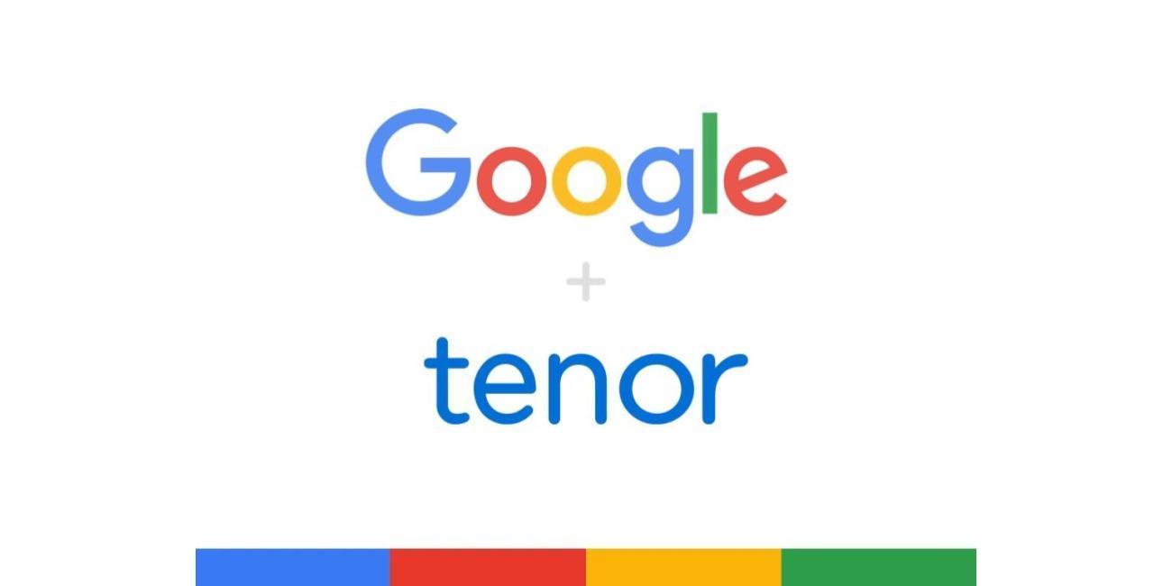 Google kupuje službu Tenor kvůli GIF souborům