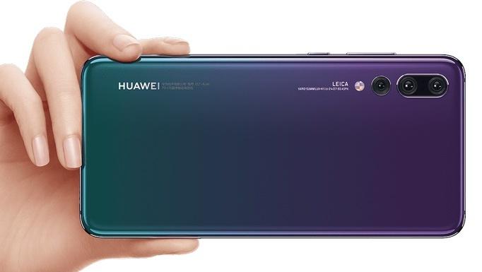 Oficiálně: Huawei P20 a P20 Pro s výřezy v displejích