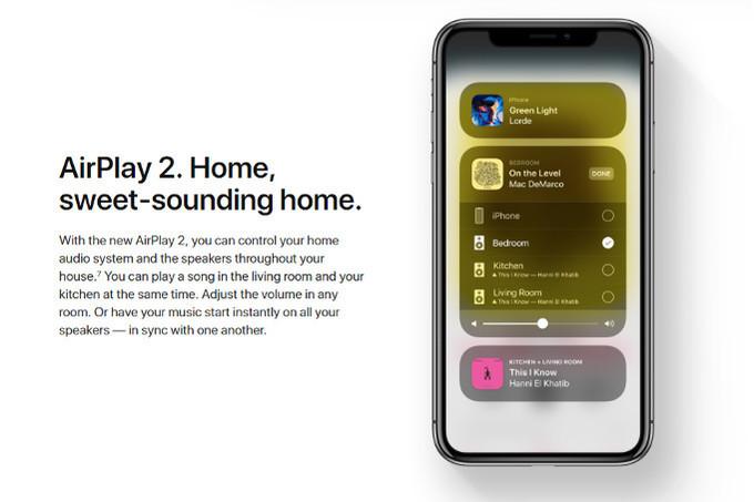 Jak funguje AirPlay 2 na televizorech od Samsungu [video]
