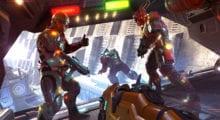 Česká sci-fi střílečka Shadowgun Legends vyšla pro Android a iOS