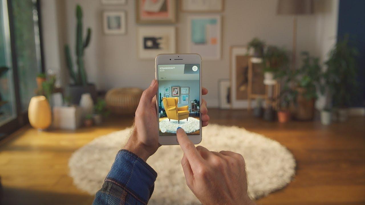 IKEA Place aneb vybavte si byt pomocí rozšířené reality
