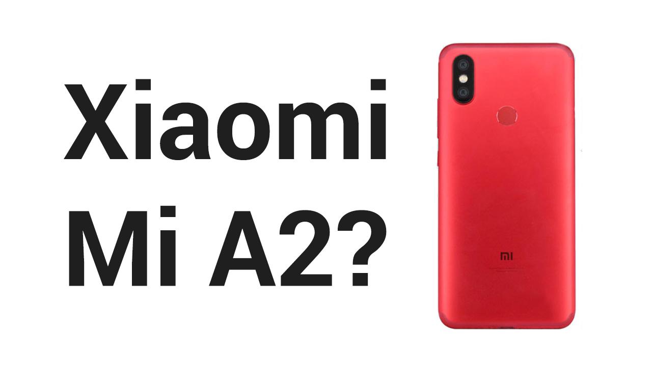 Chystá se Xiaomi Mi A2 s čistým Androidem