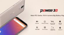 Ulefone doplňuje nabídku o Power 3S